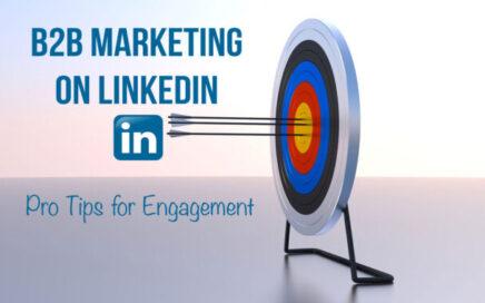 B2B Marketing of LinkedIn Blog Post from Kompass Media Dublin Ireland