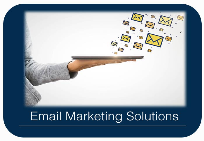 Email Marketing Solutions, Mailchimp, Sending Blue, newsweaver, Awebber from Kompass Media Dublin Ireland