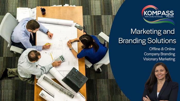 Marketing and Branding Solutions from Kompass Media Dublin Ireland