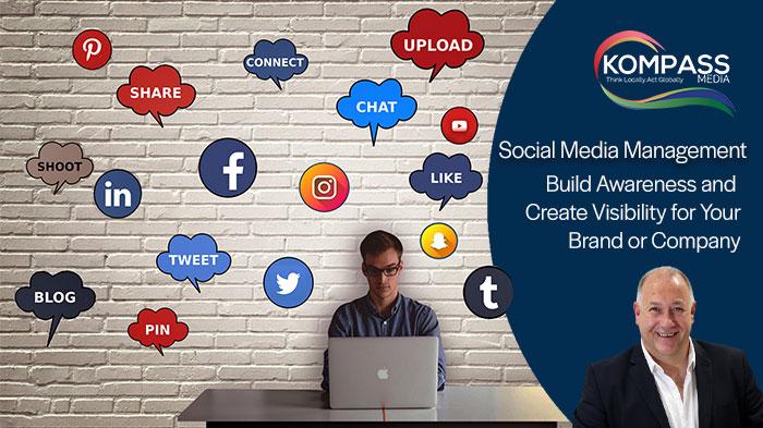 Social Media Management Solutions from Kompass Media, Dublin Ireland