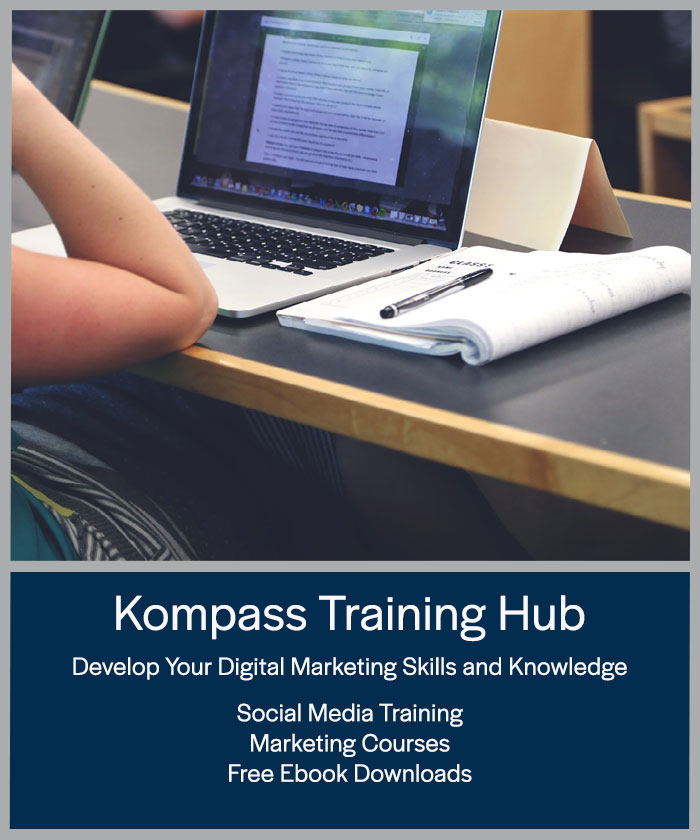 Kompass Media Dublin ireland , provide an extensive range of Digital Marketing Training through out Training Hub. Contact us today for more details. Email info@kompassmedia.ie