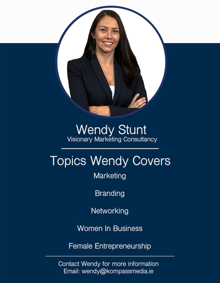 Wendy Stunt Professional Speaker and Visionary Marketing and Educator