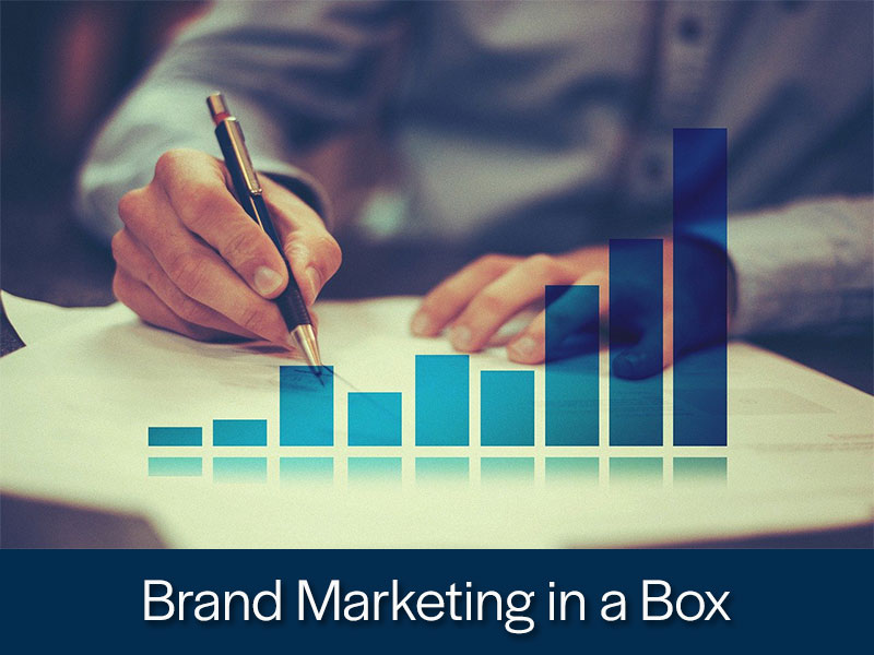 Branding and Marketing in a box from Kompass Media and Wendy Stunt