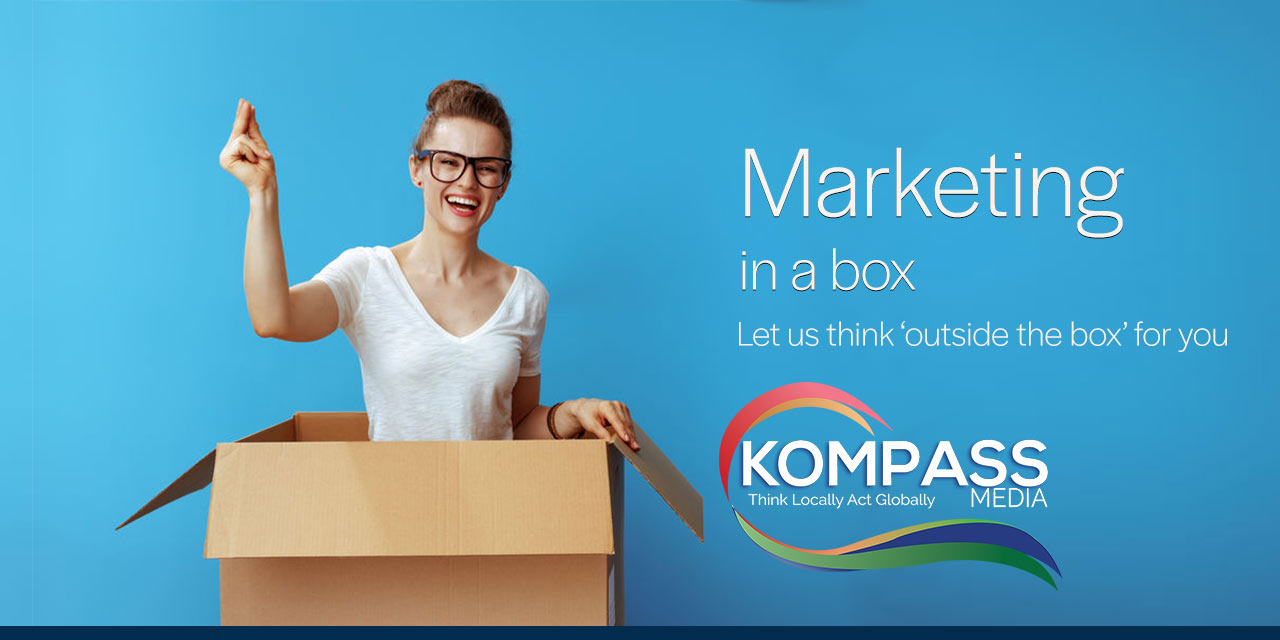 Marketing In A Box The All Round Solution for your Business from Kompass Media Dublin Kildare and Ireland
