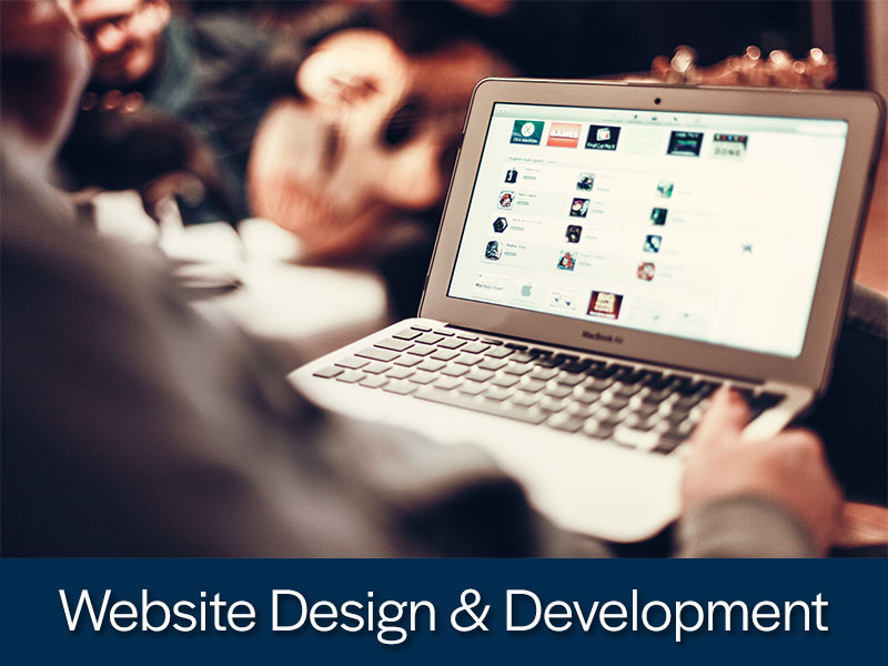 Website Design and Development in a box from Kompass Media Dublin Ireland