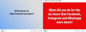 Social Media Carnage Blog Facebook Post examples